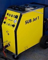Sub Jet 1 szárazjeges tisztítógép